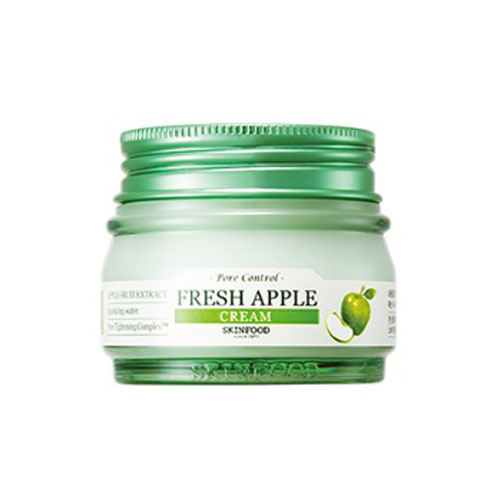 Fresh Apple Cream