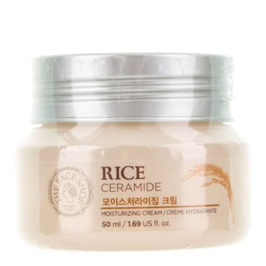 Rice Ceramid Moisture Cream (NEW)